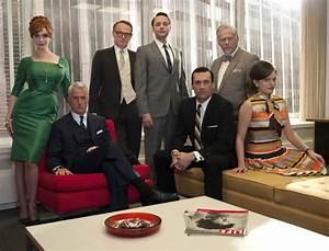Men in Suits: Mad Men
