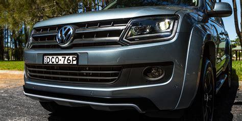 2016 Volkswagen Amarok Atacama Review Caradvice