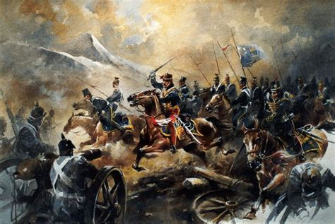 charge of the light brigade war the danish chap 39 s attire chronicles the charge of the