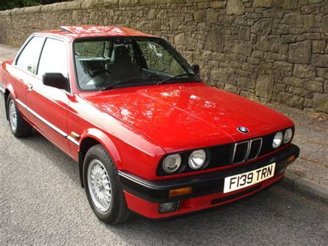 1988 BMW 320i Auto 2 door SOLD   Car And Classic