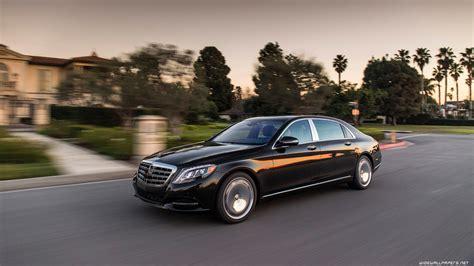 Mercedes-maybach S-class Cars Desktop Wallpapers 4k Ultra Hd