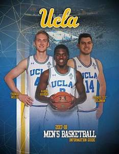 2017-18 UCLA Men's Basketball Information Guide by UCLA ...