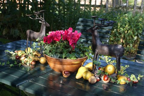 Herbstdeko Für Gartentisch offene gartenpforte zinsser gartengestaltung