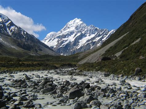 Guides New Zealand South Island Mt Cook Daves