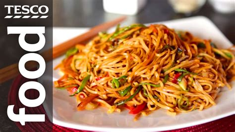 How To Make A Restaurant Look On A Resume by How To Make Chow Mein With Ken Hom Tesco Food