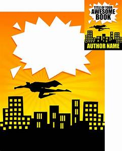 Faster Than a Speeding Bullet Premade Book Cover by ...