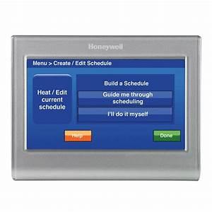 Honeywell Rth9580wf1005 Wi