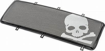 Skull Jeep Wrangler Grille Spartan Rugged Insert