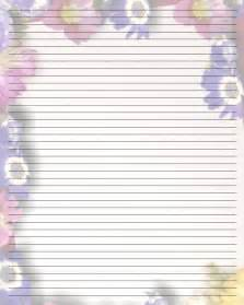 free printable writing paper galleryhip the hippest galleries