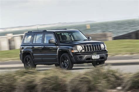 jeep patriot review  patriot blackhawk