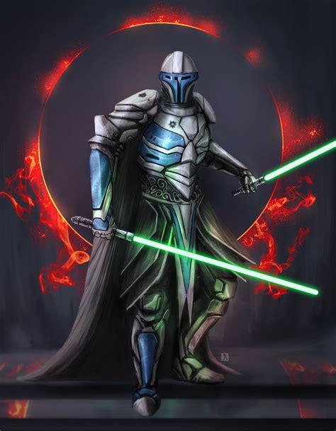 Star Wars Clone Trooper Wallpaper Jedi Knight By Josearias On Deviantart