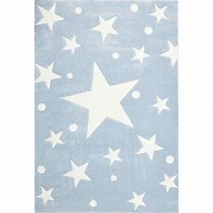 Teppich Blau Weiß : teppich stars blau wei happy rugs mytoys ~ Whattoseeinmadrid.com Haus und Dekorationen