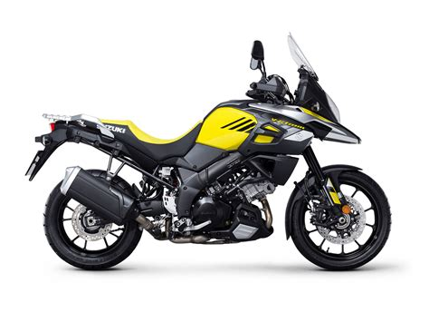 2018 Suzuki Vstrom 1000 Abs Review Totalmotorcycle