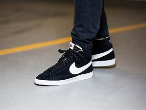 Men's Shoes sneakers Nike Blazer Mid Premium 429988 006 ...