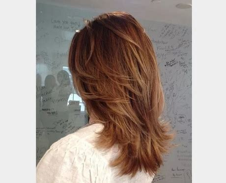 cheveux long degrade en
