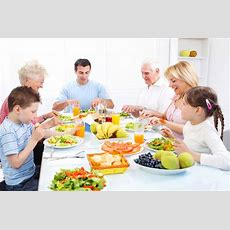 Food For Thought About Family Mealtimeinside Children's Blog