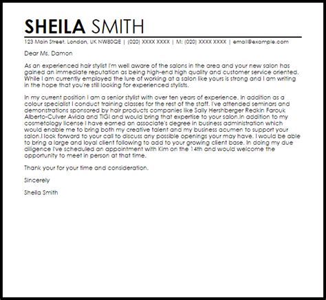 unadvertised openings cover letter sample cover letter templates examples