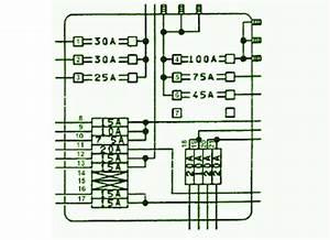 2002 Infinity I35 Mini Fuse Box Diagram  U2013 Auto Fuse Box