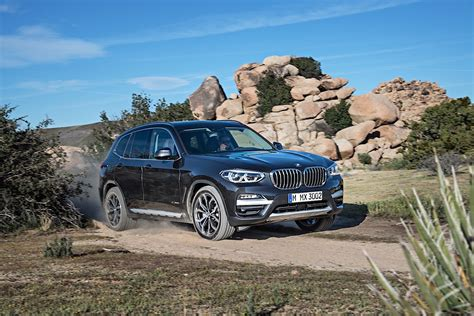 Our car experts choose every product we feature. 2018 BMW X3 G01 Goes Official, Transitions From SAV to SUV ...