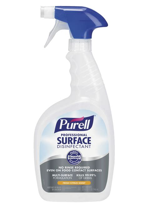 Gojo Purell Prof Surface Disinfectant - SCHOOL SPECIALTY