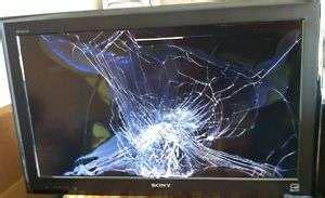 Samsung Dlp Lamps by I Broke The Screen Broken Lcd Led Tv Screen Alamo Tv