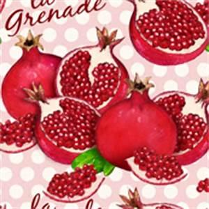 Pomegranates Designs | Spoonflower Design Challenge