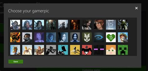 Custom Gamer Pics For Xbox Live Microsoft Is Looking Into It