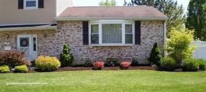 garden landscape plans for front of house landscaping With garden design ideas for front of house