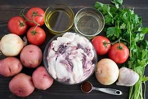 Portuguese Squid Stew (Caldeirada de Lulas) | Recipe ...