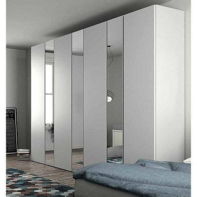 Big Wardrobe With Mirror exclusive white gherardo wardrobe white wood with