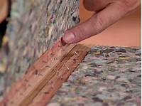 how to install carpet on stairs How to Install a Carpet Runner on Wooden Stairs | how-tos ...