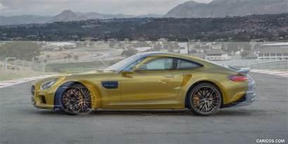 Porsche Mercedes 911 Amg Gt Side Turbo