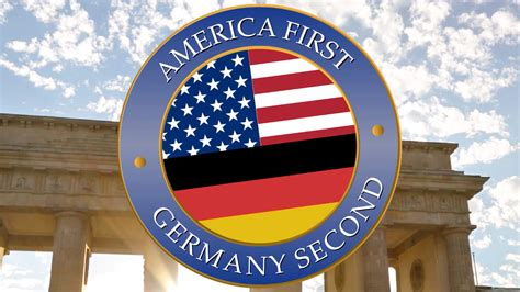 Video: America First? Germany Second
