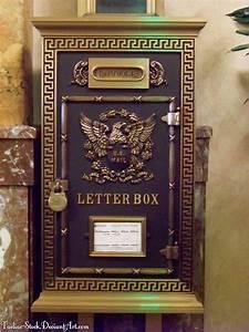 fancy vintage letter box postal 1 pinterest With vintage letter box