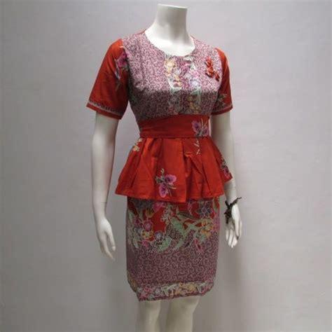 model dress batik ideas  pinterest batik