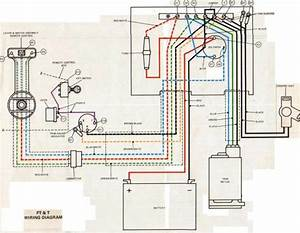 Evinrude Power Trim Wiring Diagram