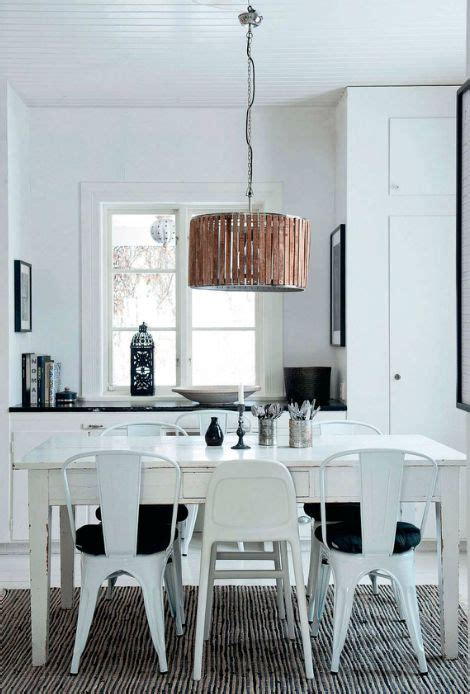 dining table and 4 16 stunning black and white rooms farm house house and