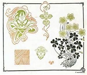 Jugendstil Florale Ornamente : die 160 besten bilder von jugendstil ornamente art ~ Orissabook.com Haus und Dekorationen
