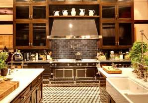 kitchen with two islands renner 39 s deco style house in l a hooked on