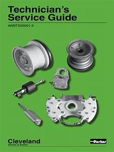 Cleveland Brake Technicians Service Guide