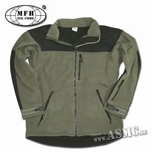 Vetement Grand Froid Polaire : veste polaire air mfh kaki vestes grand froid asmc ~ Melissatoandfro.com Idées de Décoration