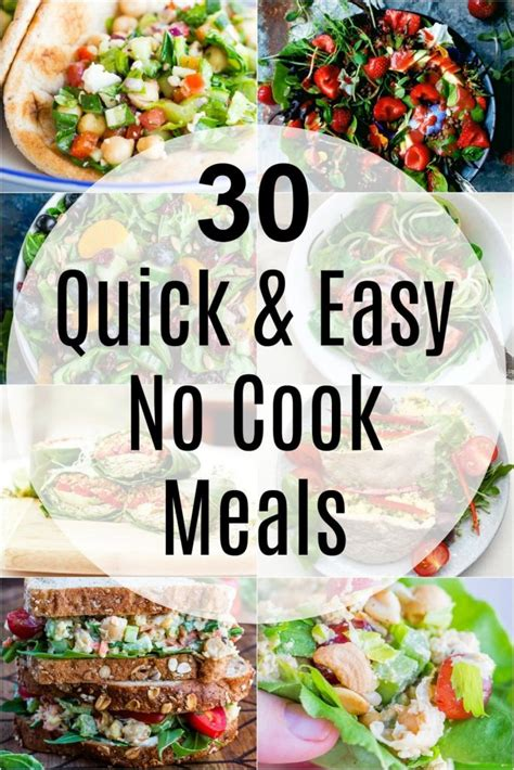 quick  easy  cook meals  likes food