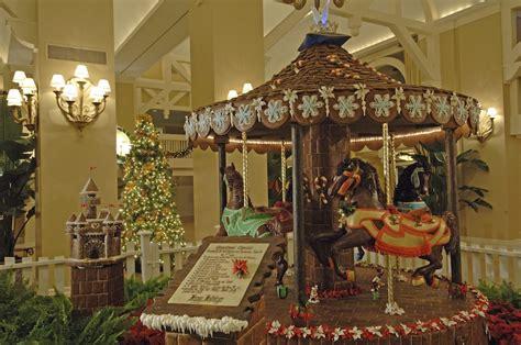 top gingerbread creations wow walt disney world