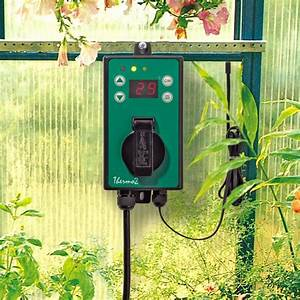 Frostwächter Mit Thermostat : digital thermostat thermo 2 garlivo ~ Orissabook.com Haus und Dekorationen