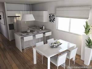 Cucina Horizon lucida Soggiorno Link DIOTTI A&F Arredamenti