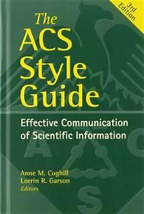 Acs  American Chemical Society