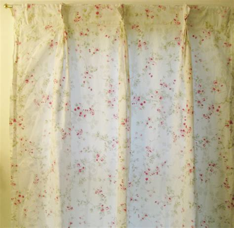 simply shabby chic embroidered shower curtain simply shabby chic curtains 28 images simply shabby chic dobby stripe sheer curtain panel