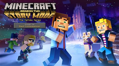 minecraft story mode season 2 episode 2 arrives on august 15 windows central