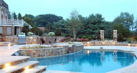 Travertine Paver Pool Deck Ideas, Installation And Cost