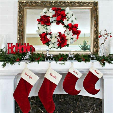 images  christmas mantel inspiration  pinterest